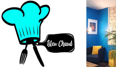 Bleu Chaud